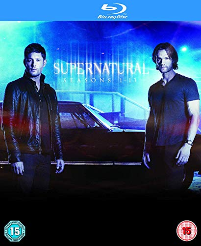 Supernatural: Season 1-13 [Blu-ray] [UK-Import]
