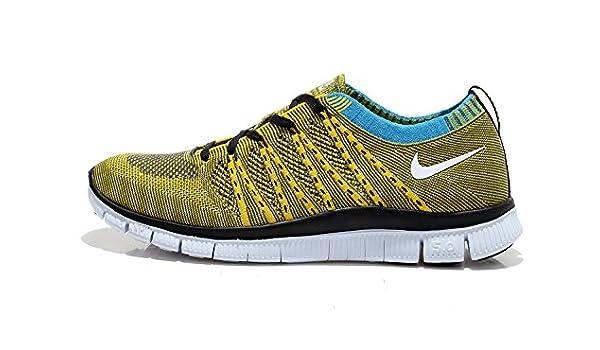 eb02ddd87717 NIKE Free Flyknit 5.0 Men s Running Shoes - Limited Edition (USA 11) (UK  10) (EU 45)  Amazon.co.uk  Shoes   Bags