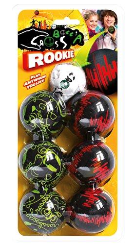 Crossboccia Loud Doublepack Rookie Mini 2x3er Set für 2 Spieler, Mehrfarbig, 970839