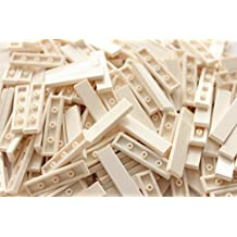 LEGO 10x Platte Fliese Fliesen 1x4 schwarz  2431
