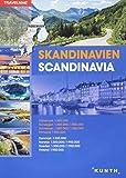 Reiseatlas Skandinavien: 1:300000 / 1:950000 (KUNTH Reiseatlanten)