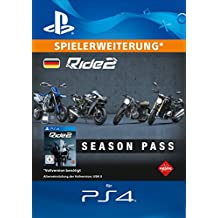 Ride 2 - Season Pass [PS4 Download Code - deutsches Konto]