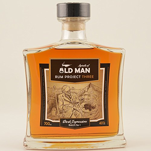 Rum Project Three (Dark Expression) by Spirits of Old Man 0,7l 40%