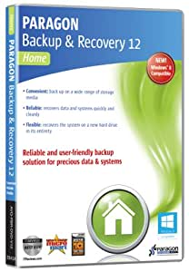 Paragon Backup and Recovery 12 Home (PC)