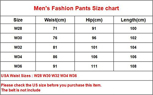 Jeansian Homme Mode Militaire Pantalons Men's Casual Trousers Hole Solid Color Tooling Pants J322 Kaki