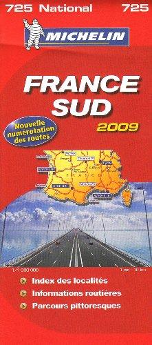 France Sud : 1/1 000 000