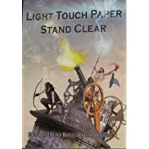 Light Touch Paper Stand Clear