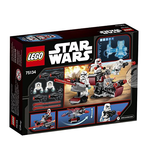 Imagen principal de LEGO Star Wars - Pack de Combate del Imperio Galáctico, (75134)