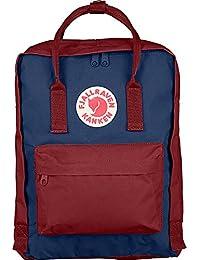 Fjallraven Kanken Classic Backpack Royal Blue / Ox Red