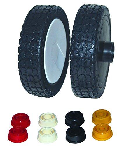 Greenstar Ring mit Kunststoff-Rad Universalgröße, schwarz, 27210