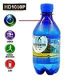 ETbotu Full HD 1080P Überwachungskamera DVR Wasserflasche Camcorder mit Bewegungserkennungsfunktion