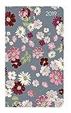 Slimtimer Blütenmeer 2019 - Taschenplaner / Taschenkalender (9 x 16) - Weekly - 128 Seiten