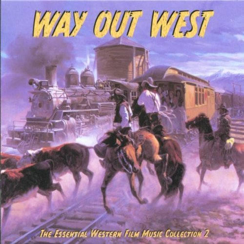 Way Out West: The Essential Western Film Music Collection 2 by Various Artists (2002-02-04) 4-way Screen