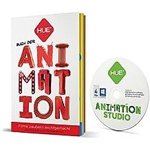 HUE Buch der Animation mit Animations-Software (Einzelnutzer-Lizenz und CD)