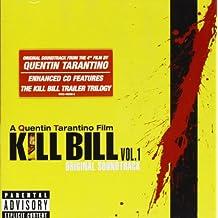 Kill Bill Vol. 1 Original Soundtrack (UK Version-Enhanced)