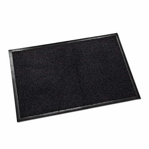 Preisvergleich Produktbild DEMA Schmutzfangmatte Twister 60x90 cm black