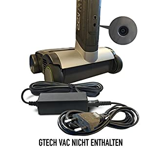 ABC Products® Ersatz Gtech 22V - 27V Ladegerät, Netzteil, Netzadapter, Netzanschluss K13S270050B für Cordless Air Ram, K9, AR02, Multi Vacuum / Hoover / Vakuum