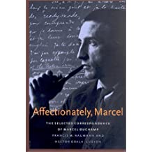 Affectionately Marcel by Marcel Duchamp (2000-09-30)