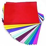 CI Seidenpapier, 50x76cm, verschiedene Farben, 480 Stück