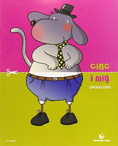 Cinc i mig - Quadern d'operacions - 9788430709540