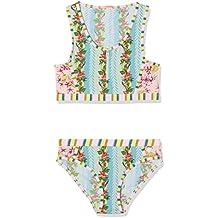 Scotch & Soda R´Belle the Pool Side' Sporty Bikini, Conjunto de Baño para Niñas