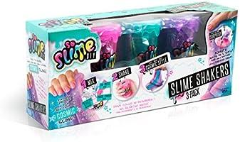Canal Toys - CT35803 Loisir Créatif - Slime Shaker - 3 Pièces