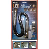 Handlampe ausziehbar Flexible LED Taschenlampe mit Magnet und Teleskopstange Lampen & Laternen