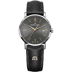 Reloj Maurice Lacroix para Mujer EL1084-SS001-813-1. Amazon.es 805c1013a89d