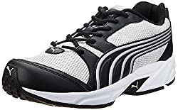 Puma Mens Neptune DP Moonstruck-Black-White Running Shoes - 7 UK/India (40.5 EU)