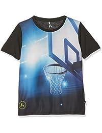 NAME IT Jungen T-Shirt Nitperlos Ss Top Box Nmt