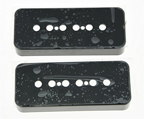 warz 50 MM POLE Spacing P90 Gitarre Pickup-Kappen 90 Soap Bar Tonabnehmer Cover für Les Paul ()