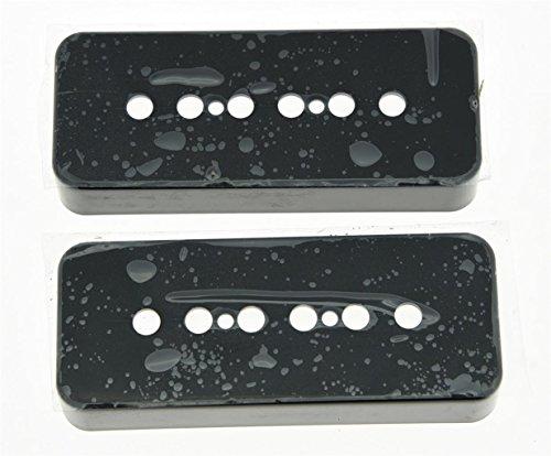 warz 50MM POLE Spacing P90Gitarre Pickup-Kappen 90Soap Bar Tonabnehmer Cover für Les Paul ()