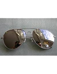 Klassische Pilotenbrille Unisex Sonnenbrille Fliegerbrille Pornobrille in vielen Farbkombinationen