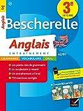 Bescherelle Anglais 3e - Cahier de révisions