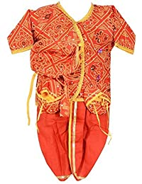 FOCIL Dhoti Kurta gujrati Dress for Kids