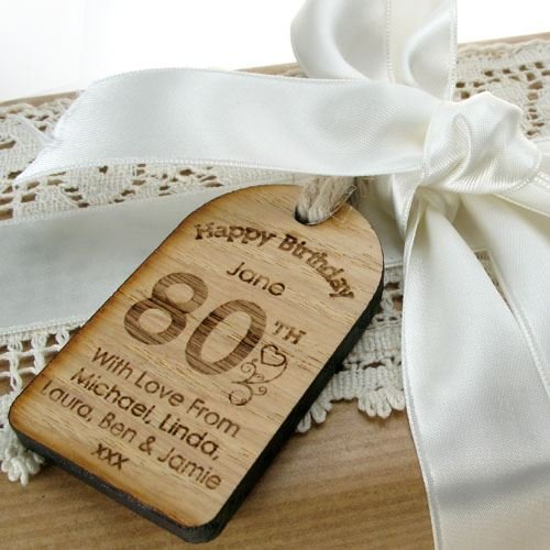 80th Birthday Ideas 80th Birthday Gifts For Women Personalised 80th Birthday Gift Personalised 80th Birthday Gift Tag 80th Birthday Bottle Tag Buy Online In India At Desertcart