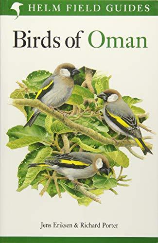 Birds of Oman (Helm Field Guides) por Jens Eriksen