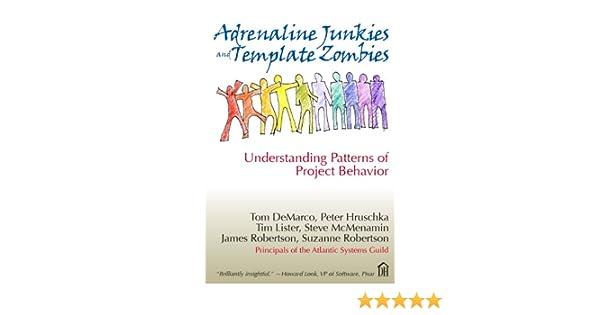 Adrenaline Junkies and Template Zombies: Understanding Patterns of ...