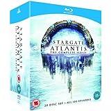 Stargate Atlantis-The Complete Series [Blu-ray] [Import anglais]
