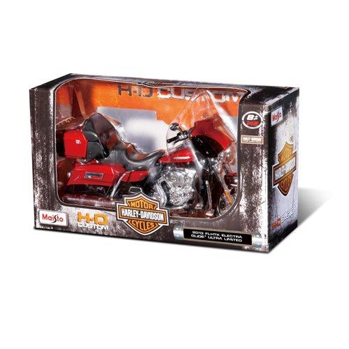 Dos Mac Motocicletas Harley Davidson Modelo 1:12 32320