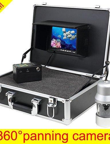ZQ rastreador de peces bajo el agua cámara 100M Sony CCD 360girat