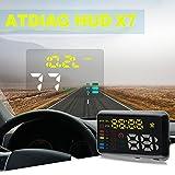 Sistema di allarme display per auto HUD Up