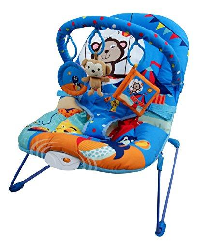 La Di Da Toys BR1A-B90036 Baby Bouncer Circus