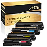 Arcon CLT 506L Kompatibel für Samsung CLP680 CLP-680 DW ND Series;Samsung CLX-6260 CLX-6260-FR CLX-6260FD CLX-6260FW CLX-6260DW CLX-6260ND CLX 6260 FD FR FW ND Series-CLT-K506L C506L M506L Y506L Toner
