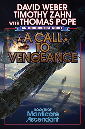 CALL TO VENGEANCE (Manticore Ascendant)