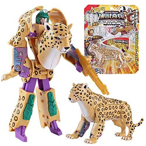 (Jamicy  Dinosaurier Modelle Spielzeug, Intellektuelles Spielzeug, Kinder Spielzeug Transformator Roboter Shark Ocean Anime Figur Geschenk für Weihnachten (K))