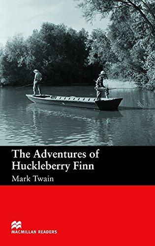 MR (B) Adventures of Huckleberry Finn: Beginner (Macmillan Readers 2005) por J. Cornish