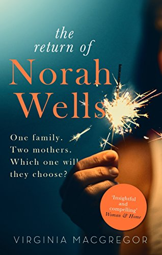 The Astonishing Return of Norah Wells by [Macgregor, Virginia]