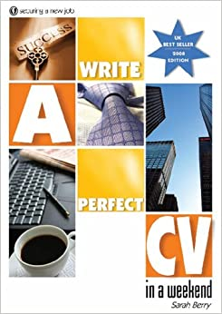 Book Write a Perfect CV in a Weekend