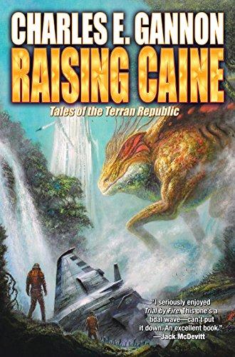 Raising Caine Cover Image